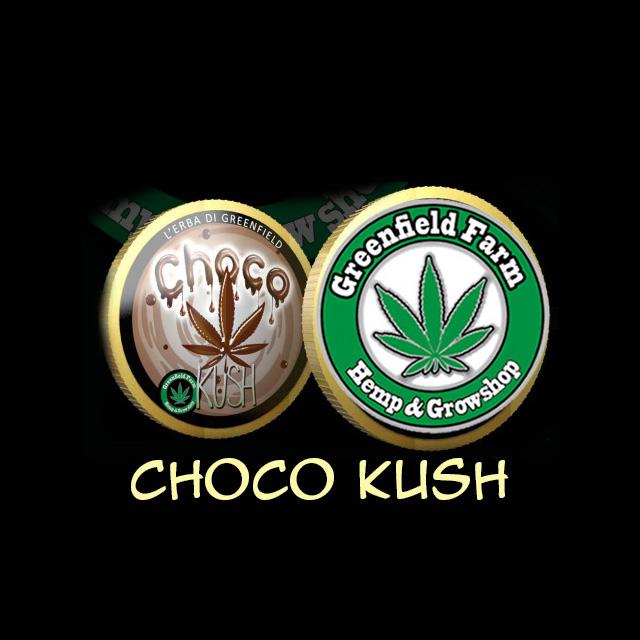 Choco Kush Infiorescenza di Cannabis Light