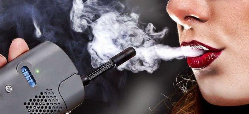 Vaporizzatore Cannabis: Cosa c'è da sapere?