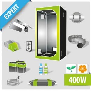 grow box kit 100 completo